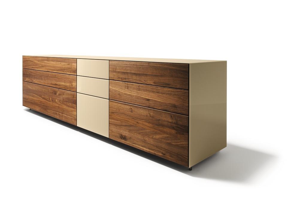cubus pure anrichte team 7 wohnwiese jette schlund. Black Bedroom Furniture Sets. Home Design Ideas