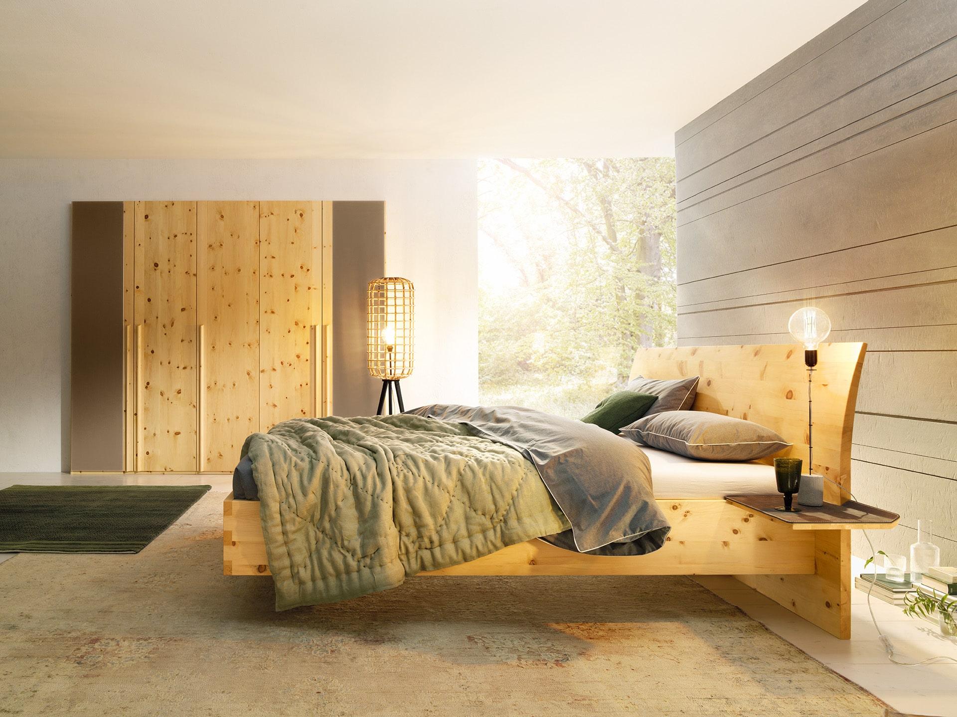 Schlafzimmer Paso - Wohnwiese Jette Schlund Ellingen