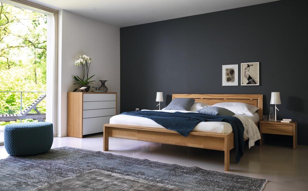 bett lunetto team 7 wohnwiese jette schlund ellingen. Black Bedroom Furniture Sets. Home Design Ideas