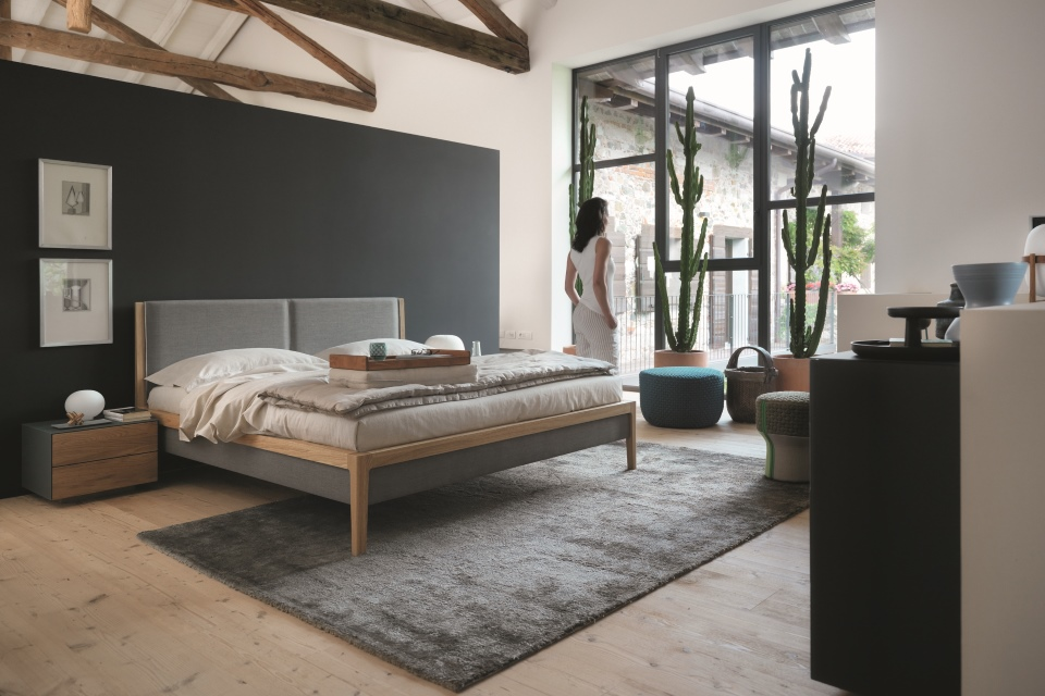 bett mylon team 7 wohnwiese jette schlund ellingen. Black Bedroom Furniture Sets. Home Design Ideas