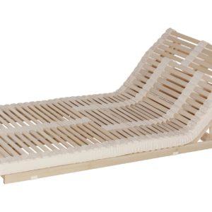 Das Lamellensystem Naurflex bringt Ihnen Entspannung. Ausführung: Sitzhochstellung