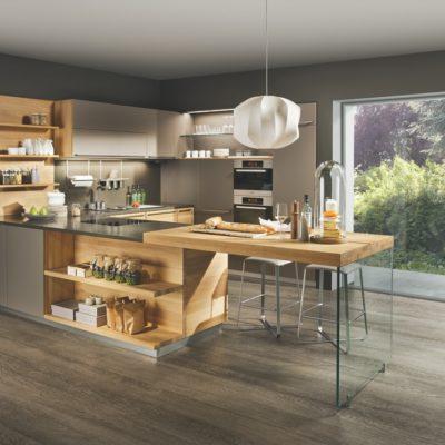 Küche Linee - Team 7