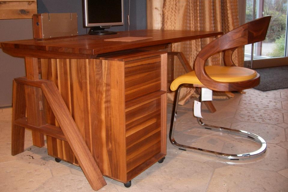 schreibtisch atelier team 7 wohnwiese jette schlund ellingen. Black Bedroom Furniture Sets. Home Design Ideas