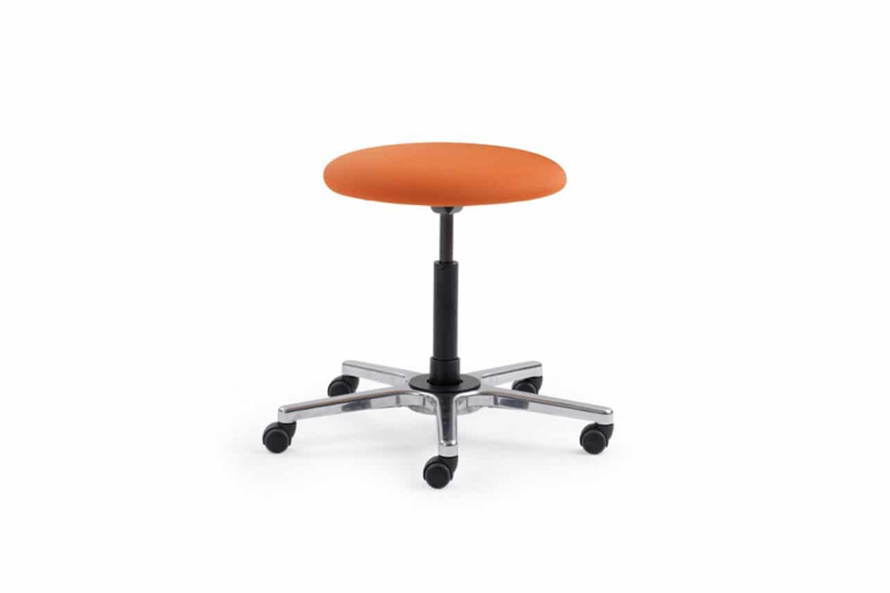ergonomischer 3D Stuhl M35 mit Rollen
