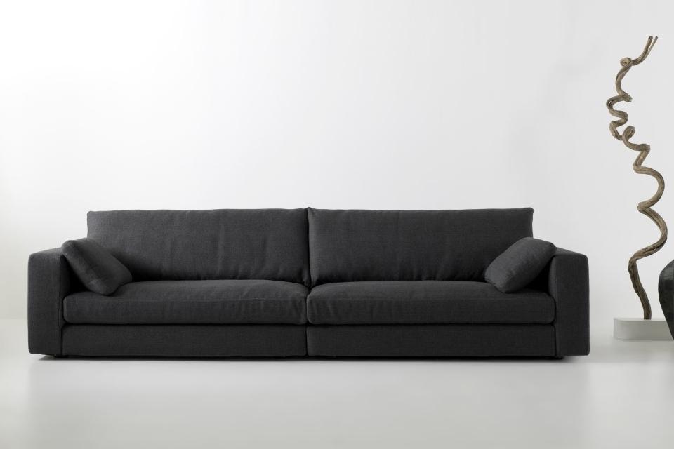 Loungesofa groß-One-Stoff anthrazig01-Wohnwiese